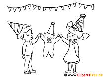Malbilder zum Ausdrucken fuer Kinder