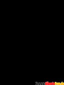 Ausmalbild Fasching Kopf