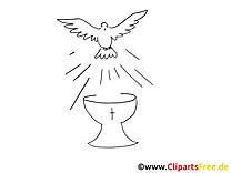 Taufe kostenlose Ausmalbilder