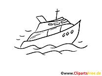 Kutter Meer Malvorlagen Schiffe und Boote