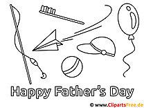 Geschenkideen zu Vatertag - Bastelideen für den Papa