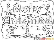 Weihnachten Bilder malen